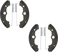 Race Driven Front Brake Shoes for Honda Fourtrax Foreman Rubicon Rancher Rincon TRX 300 350 400 450 500 650