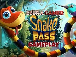 Clip: Snake Pass Gameplay - Zebra Gamer