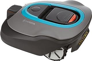 Gardena 04054-24 - Robot cortacésped Sileno Plus, Azul, 30x 30x 20cm