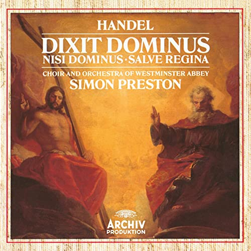 Handel: Dixit Dominus, HWV 232 - 7. Judicabit in nationibus de Arleen Augér & Lynne Dawson & Diana Montague & Leigh Nixon & Simon Birchall & Orchestra of Westminster Abbey & Simon