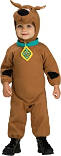 Little Boys' Toddler Deluxe Scooby Doo Costume