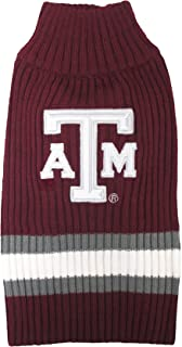Pets First Collegiate Texas A&M Aggies Pet Sweater