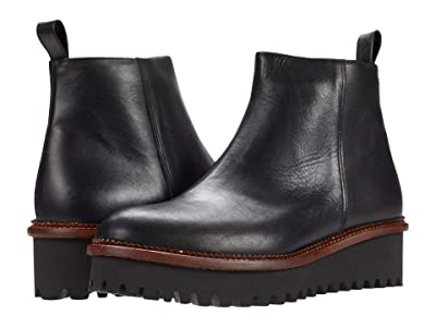Cordani Ashford (Black Leather) Women