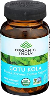Organic India Brahmi Gotu Kola