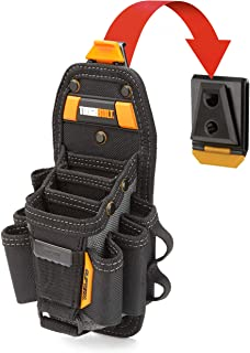 ToughBuilt – Technician 10 Pocket Pouch (Medium)   14 Pockets & Loop, 3..