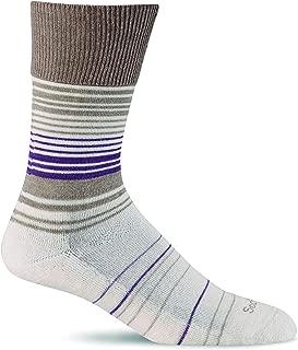 Sockwell Women's Relaxed Fit Crew Socks