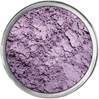 Violet Loose Powder Mineral Matte Multi Use Eyes Face Color Makeup Bare Earth Pigment Minerals Make Up Cosmetics By MAD Minerals Cruelty Free - 10 Gram Sized Sifter Jar