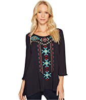 Roper - 1007 Cotton Rayon Lawn Tunic