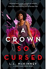 A Crown So Cursed (The Nightmare-Verse Book 3) Kindle Edition
