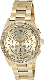 Michael Kors Women's Vail Gold-Tone Watch MK6421