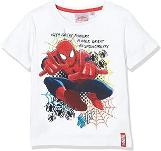 Spiderman Fights For Justice Camiseta para Niñas