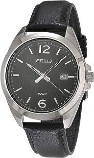 Seiko SUR215P1 Reloj Análogo para Hombre, Estandar, Negro