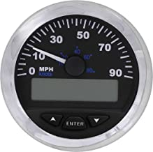 Sierra International 70002D Speedometer