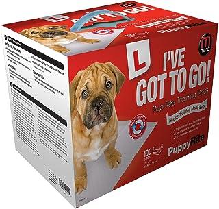 Mikki Puppy Pup Pee Training Pad - Pack of 100