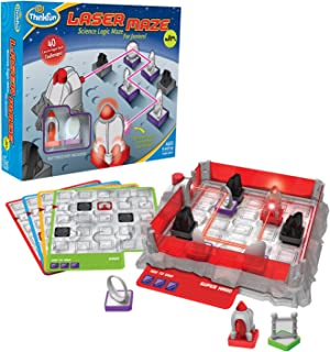 Think Fun Laser Maze Junior Board Game