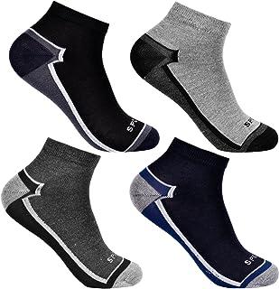 II Pack de 12 Calcetines de deporte Sneaker Cortos para hombre unisex 92204