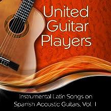 Instrumental Latin Songs on Spanish Acoustic Guitars, Vol. 1