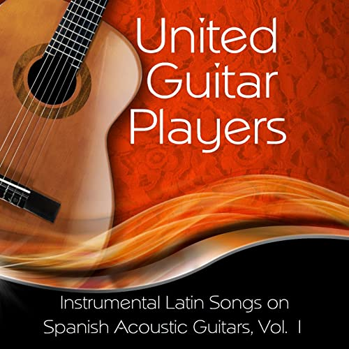instrumental latin songs on spanish acoustic guitars vol 1 by united guitar players on amazon. Black Bedroom Furniture Sets. Home Design Ideas