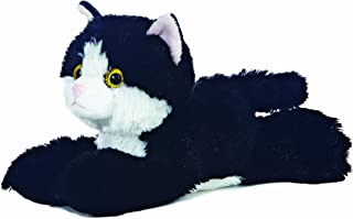 Aurora Mini Flopsie Maynard Cat, Multi-Colour, 8 inches, AU12743