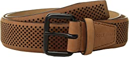 35mm Nubuck Perforated Belt