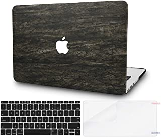 macbook wood case