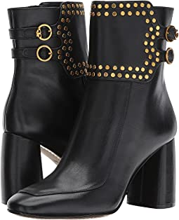 Tory Burch - Holden Stud 85mm Bootie