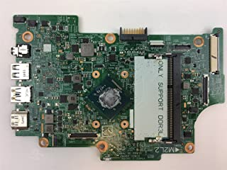 KW8RD Dell Inspiron 11 3147 Laptop Motherboard w/ Intel Mobile Pentium N3540 2.16Ghz CPU