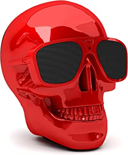 Jarre AeroSkull XS+ Bluetooth Speaker for Smartphones, Glossy Red - ML80075
