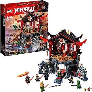 LEGO Ninjago Temple Of Resurrection, Multi-Colour, 70643