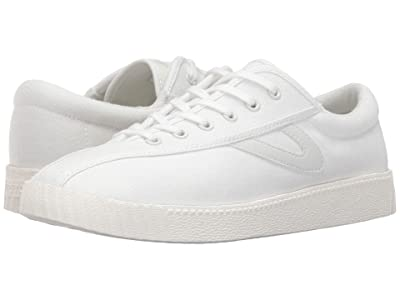 Tretorn Nylite Plus (White/White/White) Women