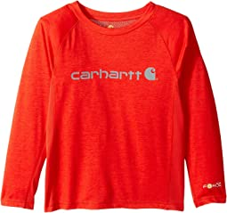 Carhartt Kids - Force Logo Tee (Little Kids)