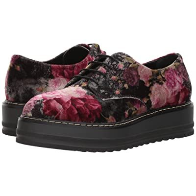 Summit by White Mountain Belinda (Black Velvet) Women