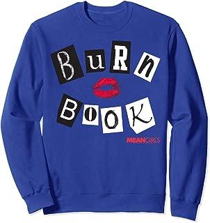 Best burn book sweater Reviews