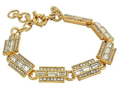 J.Crew Bacchio Station Bracelet (Crystal) Bracelet