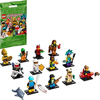 LEGO 71029 Minifigures Series 21 Collectible Toy (1 of 12 to Collect) for 5 Years Old