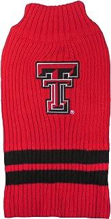 Pets First Texas Tech Sweater