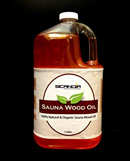 sauna oil for the wood