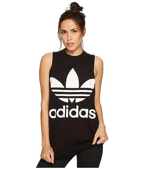 4665b5f678529 Adidas Originals Trefoil Tank Top