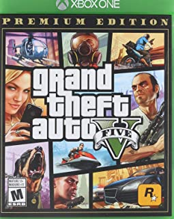 GTA V Premium Edition - Complete Edition - Xbox One