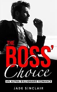 The Boss' Choice (An Alpha Male Billionaire Romance Novella) (The Gauthier Billionaires, Book 1)