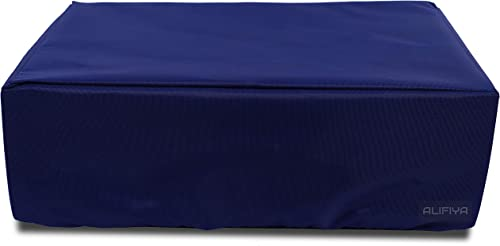 Alifiya Dust Proof Washable Printer Cover for HP DeskJet Ink Advantage 3835 (Blue)
