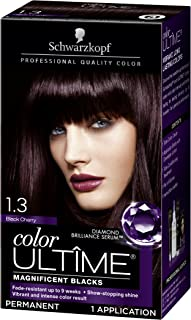 schwarzkopf color ultime black cherry