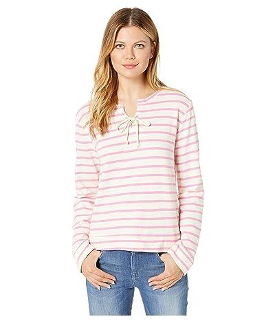 Fresh Produce Weekend Hilton Sweatshirt (Flamingo Pink) Women