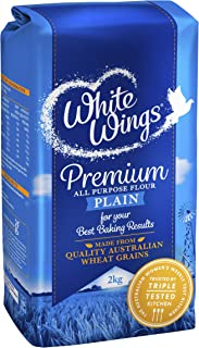 White Wings Plain Flour, 2 kg