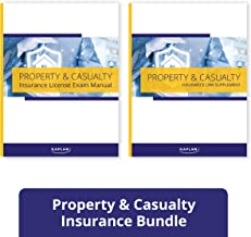 Kaplan Financial Education Texas Property and Casualty Insurance License Exam Manual and State Law Supplement