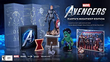 Marvel's Avengers: Earth's Mightiest Edition – PlayStation 4