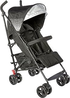 BebeCare Mira DLX Stroller, Black