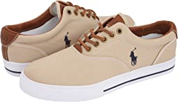 Polo Ralph Lauren - Vaughn Canvas/Leather