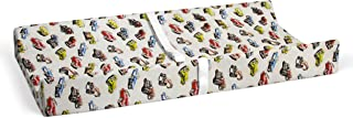 Glenna Jean Fast Track Changing Pad Cover, Car