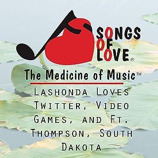 Lashonda Loves Twitter, Video Games, and Ft. Thompson, South Dakota